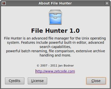 The File-Hunter
