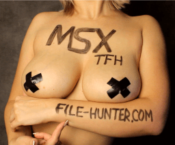 Tittygram Easteregg MSX File-Hunter.com