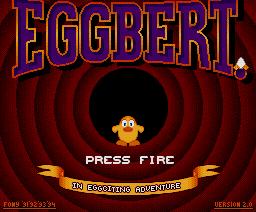 Eggbert Harddisk Version by Fony