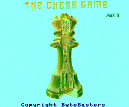 The Chess game 2 by Bytebusters