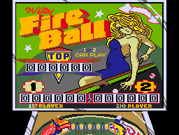 Fireball | ファイアボール by Humming Bird Soft | Pinball