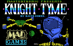 Knight Tyme by Mastertronic