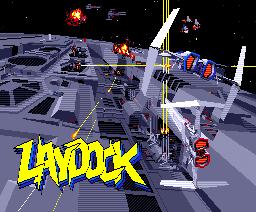 Laydock | レイドック by T&E Soft