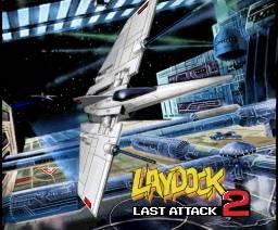 Laydock 2 - Last Attack | レイドック2 by T&E Soft