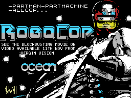 Robocop by Ocean