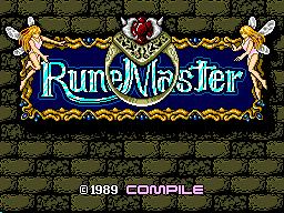 Rune Master | ルーンマスター English by Compile