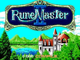 Rune Master II | ルーンマスター II English by Compile