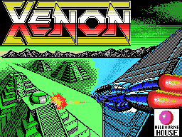 Xenon English by The Bitmap Brothers