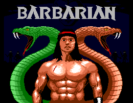 MSXdev 2018 - Barbarian The Duel
