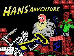 MSXdev 2010 - Hans Adventue