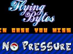 #MSXdev Compo 2012 - No Pressure