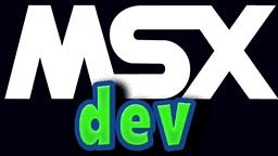 MSXDev, MSX, 8bit, retro