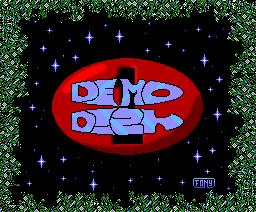Fony DemoDisk 1